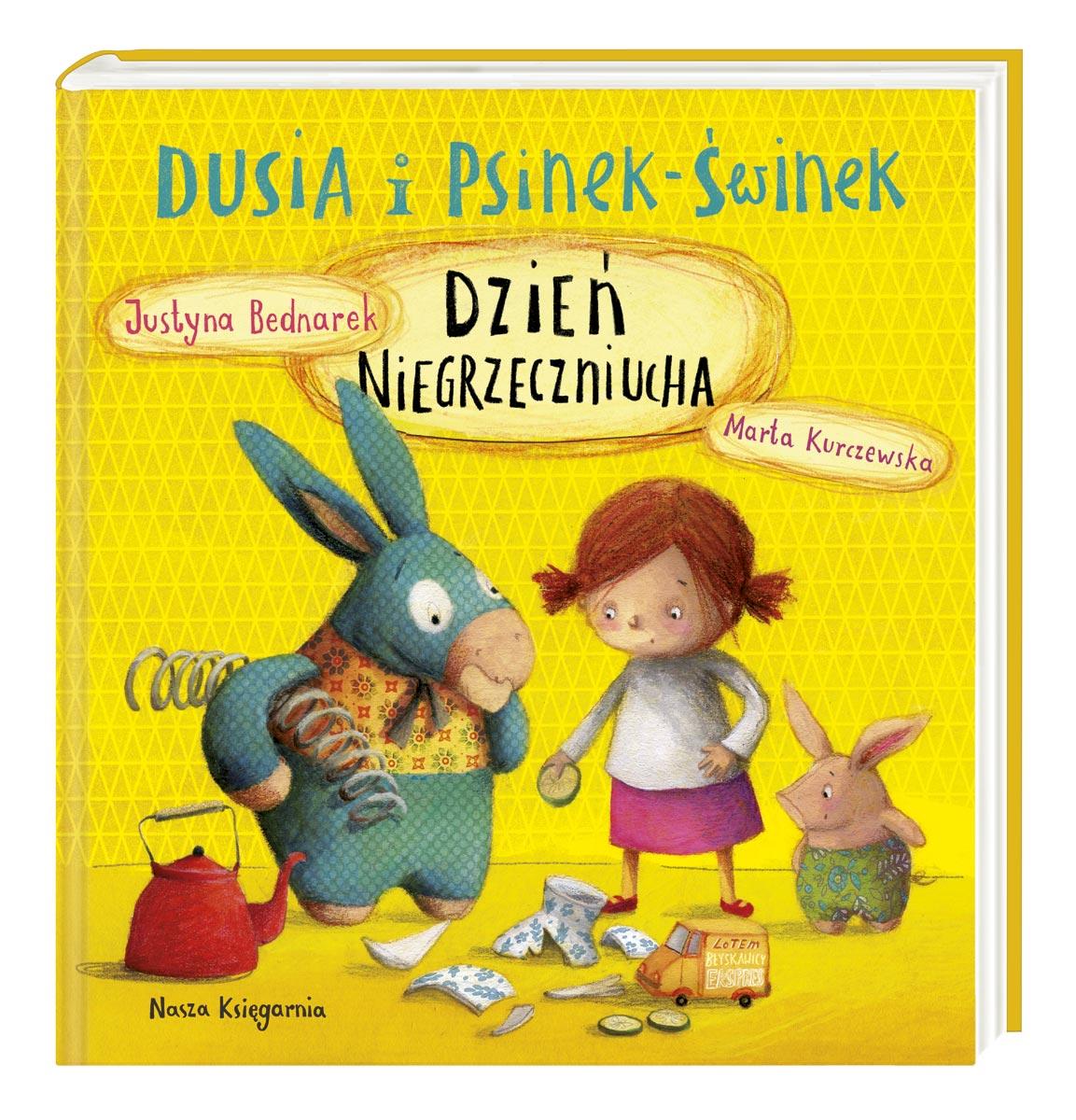 Dusia i Psinek-Świnek
