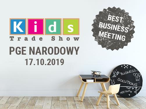 Kids Trade Show już w czwartek 17 października