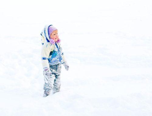 zimowe przeziębienie u przedszkolaka