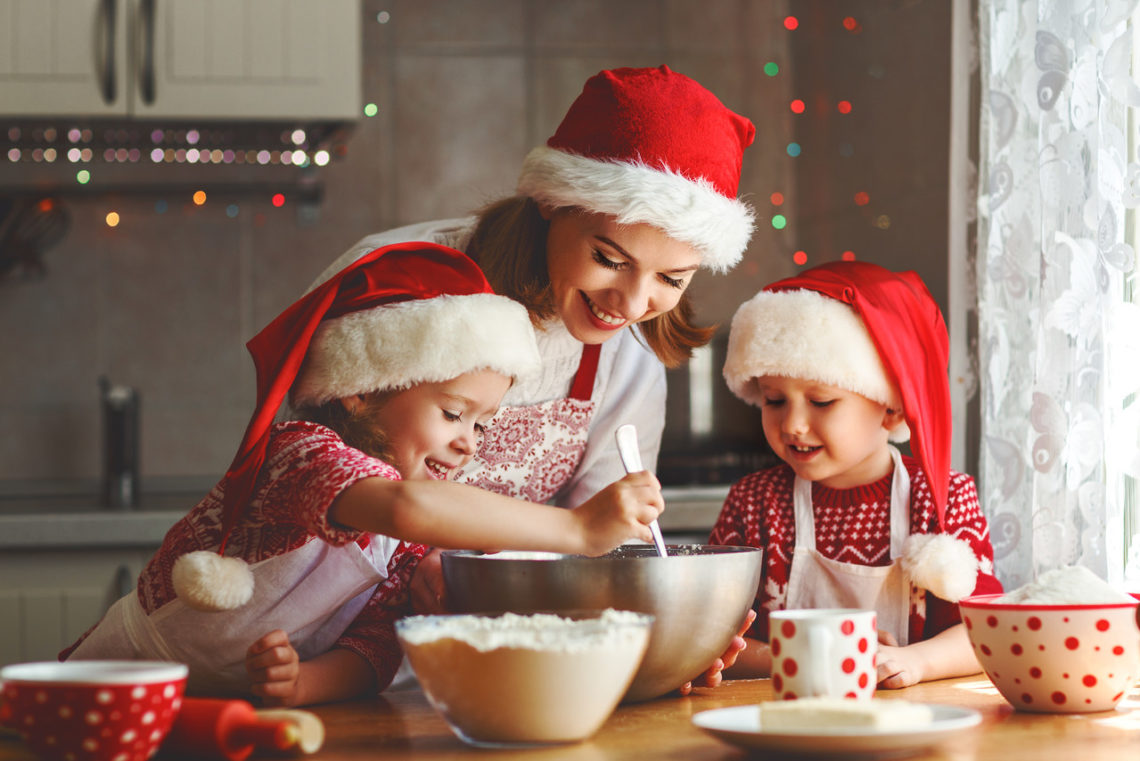 boze narodzenie gotowanie z dzieckiem przedszkolakiem