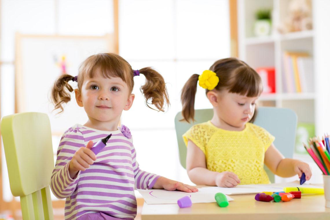 tutoring w przedszkolu