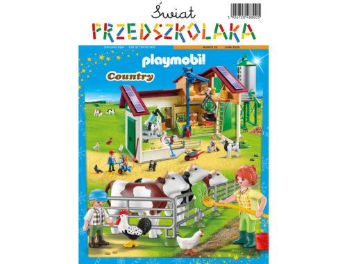 Świat Przedszkolaka 20 bezpłatne czasopismo dla rodziców przedszkolaków
