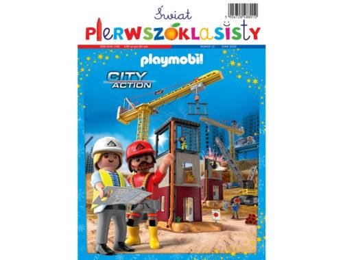 Świat Pierwszoklasisty 13 bezpłatne czasopismo dla rodziców pierwszaków
