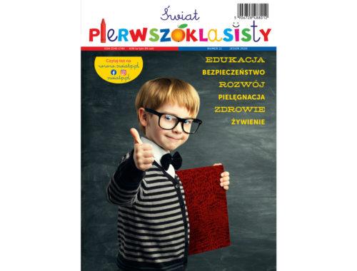 Świat Pierwszoklasisty 12 bezpłatne czasopismo dla rodziców pierwszaków