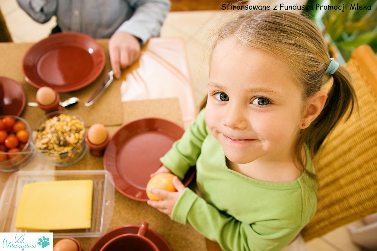 Dieta dla pierwszoklasisty