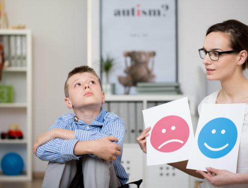 komunikacja dzieci z autyzmem integracja sensoryczna