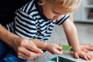 Autyzm u dzieci w wieku przedszkolnym i szkolnym