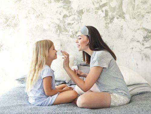 Atopowe zapalenie skóry AZS u dziecka