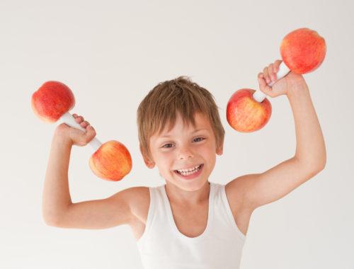 rola probiotyków w budowaniu odporności dziecka