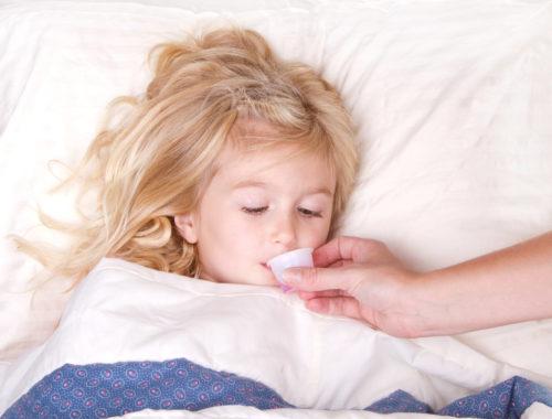 probiotyki w antybiotykoterapii u dziecka