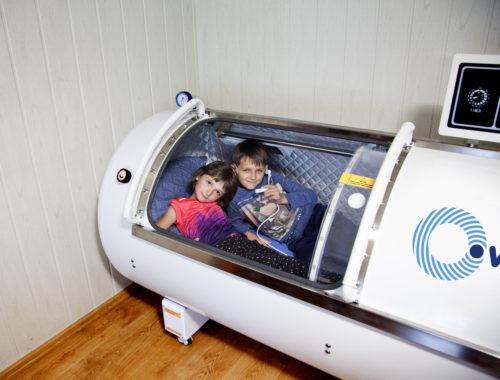 komora hiperbaryczna wsparcie leczenia i rozwoju dzieci