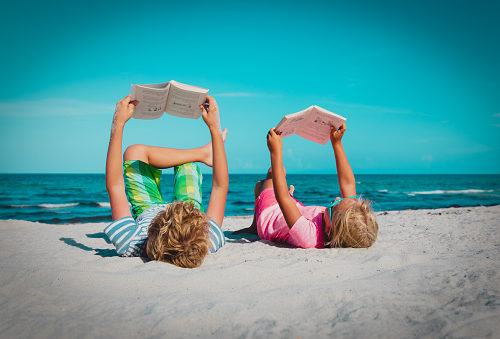wakacje z przedszkolakiem