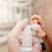 higiena uszu dziecka