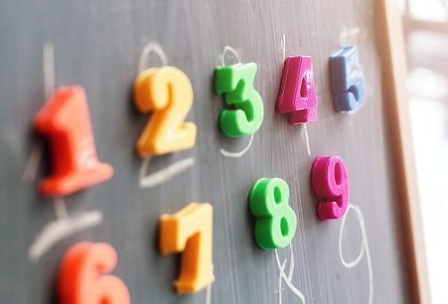 matematyka w przedszkoku