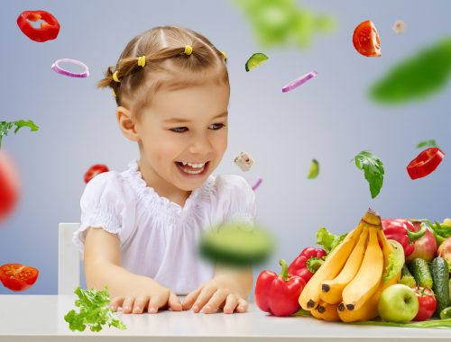 trening jedzenia u dzieci z autyzmem