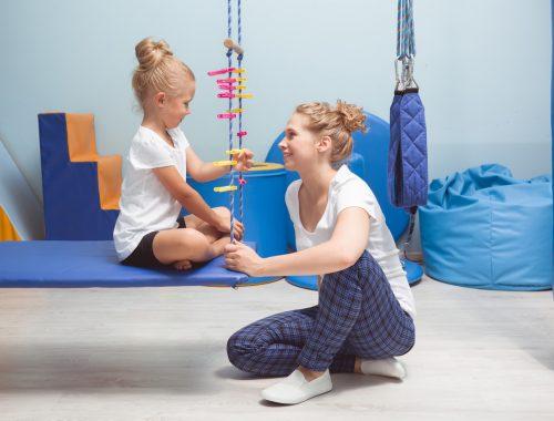 fizjoterapia i terapia ruchowa dzieci z autyzmem