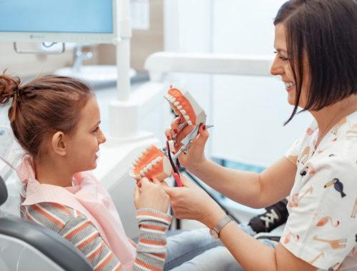 higiena jamy ustnej u dziecka