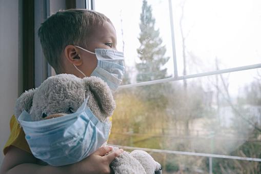 wiosenne przeziębienie katar, kaszel, gorączka u dziecka odpornośc