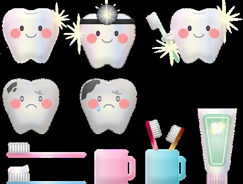 higiena zębów u dzieci