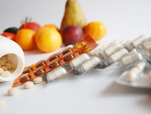 suplementacja witamin u dziecka