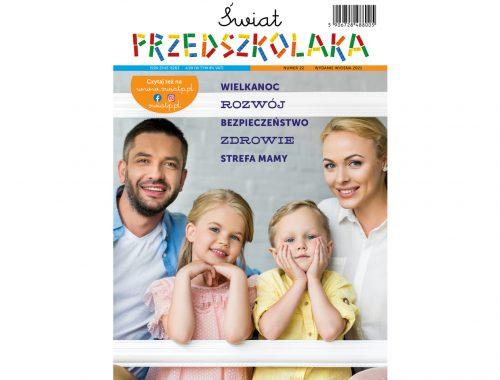 Świat Przedszkolaka nr 22 bezpłatne czasopismo dla rodziców przedszkolaków