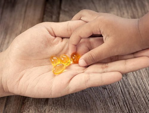 tran w diecie dziecka