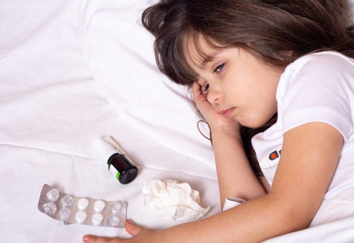 przeziebienia i odporność w przedszkolu
