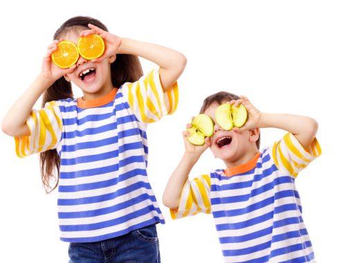 soki w diecie dziecka