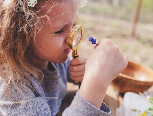 naturoterapia dzieci