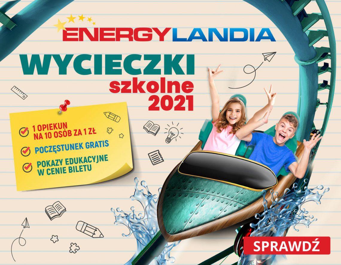 energylandia wycieczki szkolne